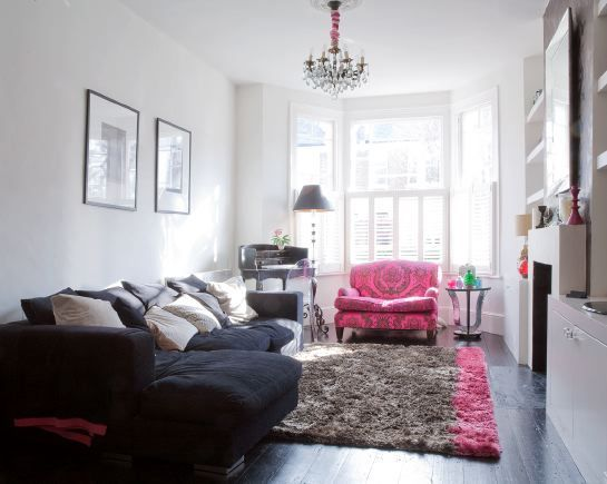 Victorian Terraced House With Open Plan Living Room