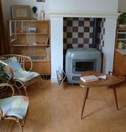 Interieur and warm on pinterest for Jaren 60 interieur