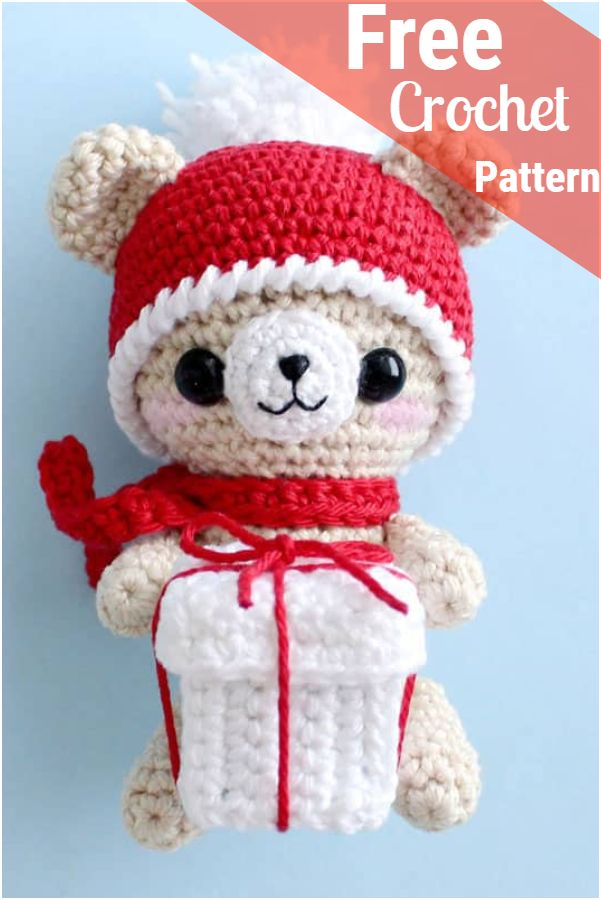 Lovely Tilda Doll Crochet in 2020 | Crochet teddy bear pattern ... | 900x601