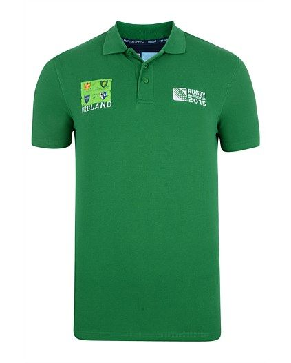 Rugby World Cup 2015 IRELAND country collection - Ireland Polo