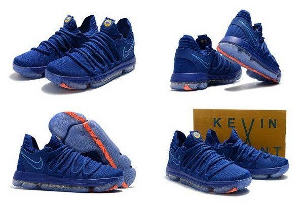 best loved 7a894 fd7ef Nike KD 10 X City Edition Racer Bleu Light Menta Noir Total Crimson  897816-402