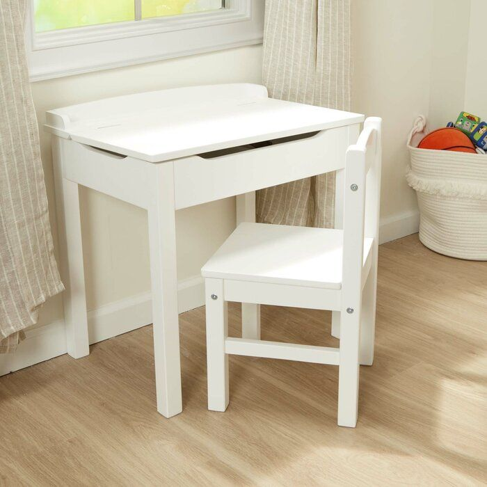 Kids 23 Writing Desk And Chair Set Desk And Chair Set Kids Study Desk Desk Set