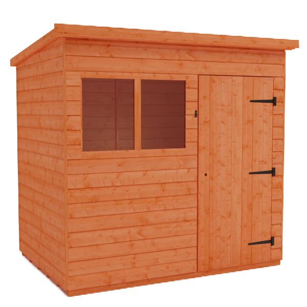 Our Pent Shiplap sheds provide a great space to store all those hardware essentials, made using high quality grade tongue and groove cladding. FREE Delivery.