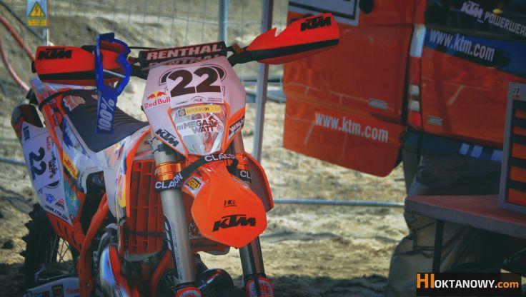 Jonny Walker's KTM 300 EXC 2015