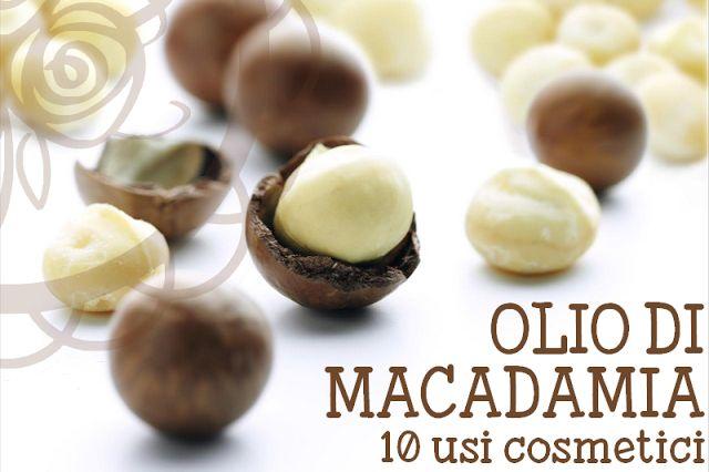Il Giardino di Arianna: Olio di Macadamia - 10 consigli d'uso
