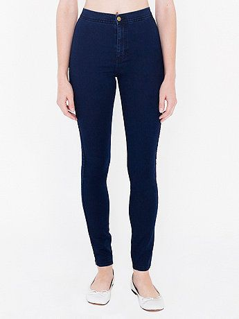 Easy jeans @ American Apparel
