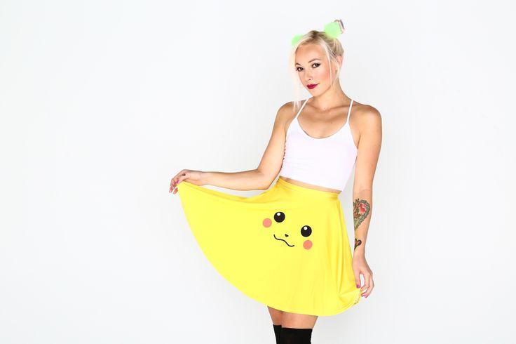 Pika Skater Skirt