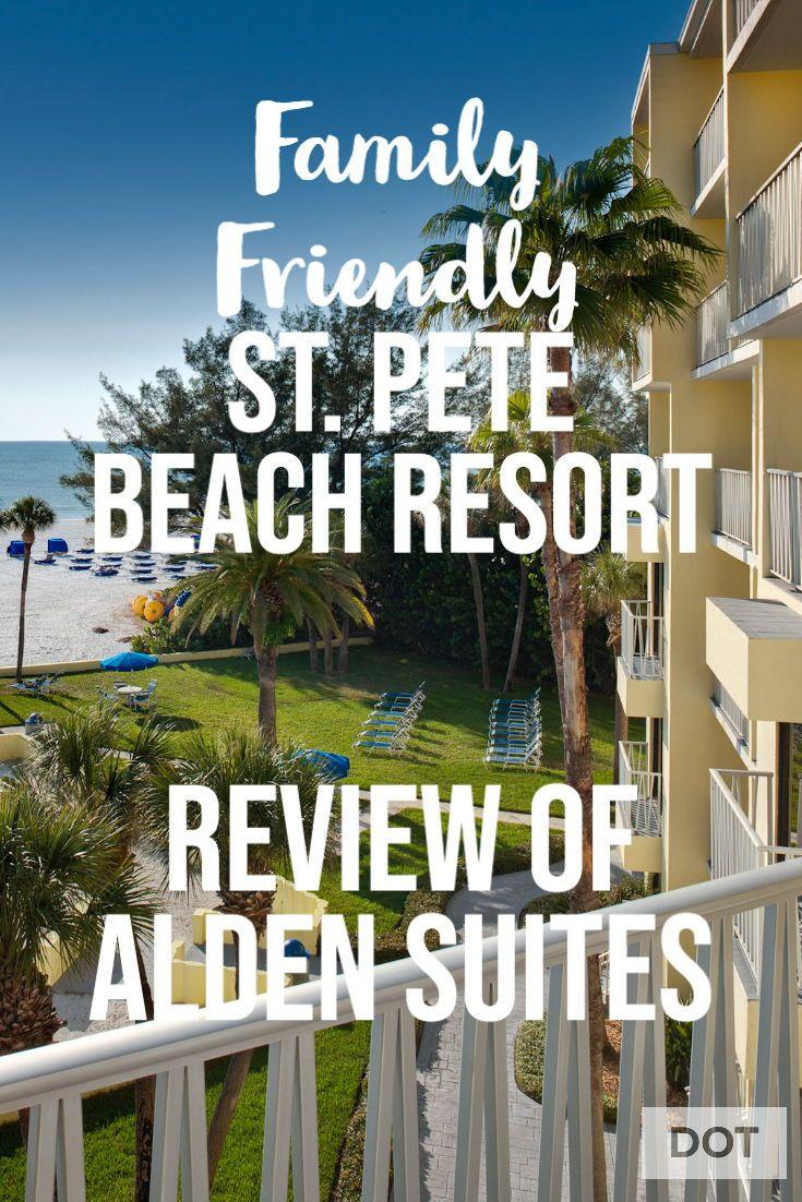 Alden Suites St Pete Beach Resort