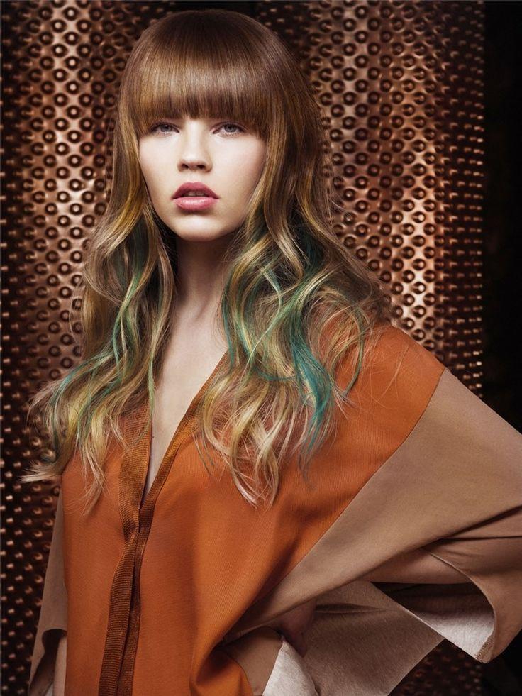 Tendencias de color para el pelo este otoño/invierno 2015: Luis & Tachi