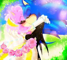 338 best images about Sonic on Pinterest | Shadow the ...Amy And Sonic Wedding