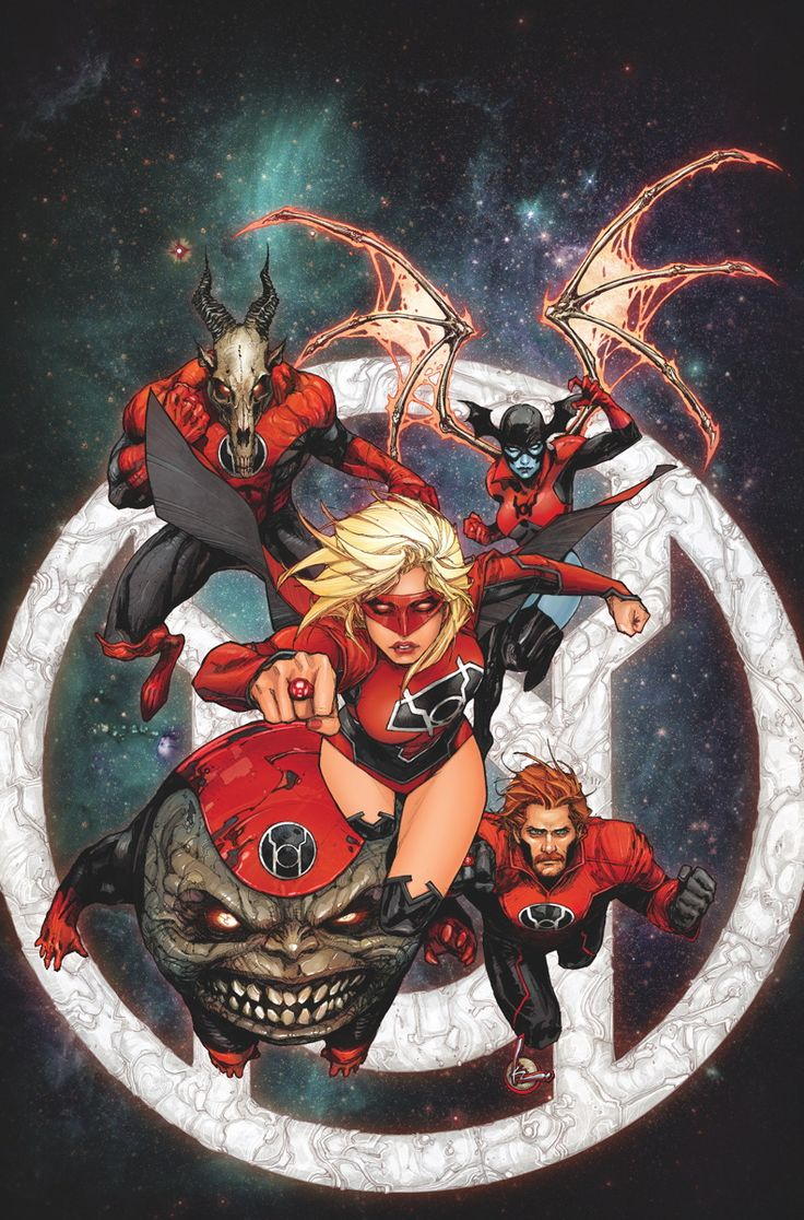 "SUPERGIRL #30 Written by TONY BEDARD Art by EMANUELA LUPACCHINO Cover by KENNETH ROCAFORT On sale APRIL 16 2014 In ""Red Daughter of Krypton"" part 2 of 3, the newest, most powerful Red Lantern finally meets her match! Worldkiller-1 is a cosmic menace from the darkest recesses of Kara's past, and he will gladly destroy every one of her crimson teammates to get to her…"