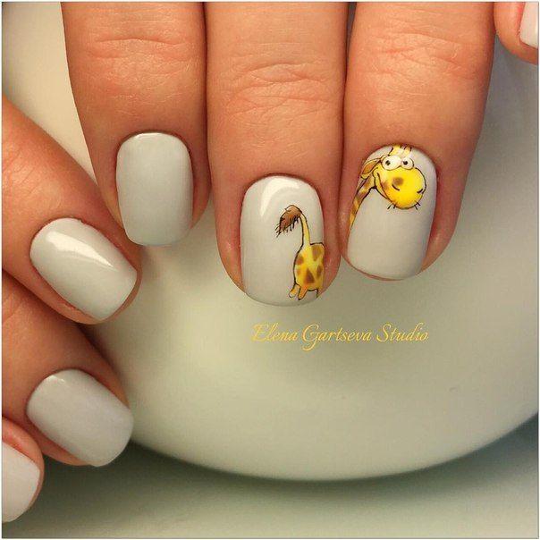 елена гарцева ногти цветы - Поиск в Google