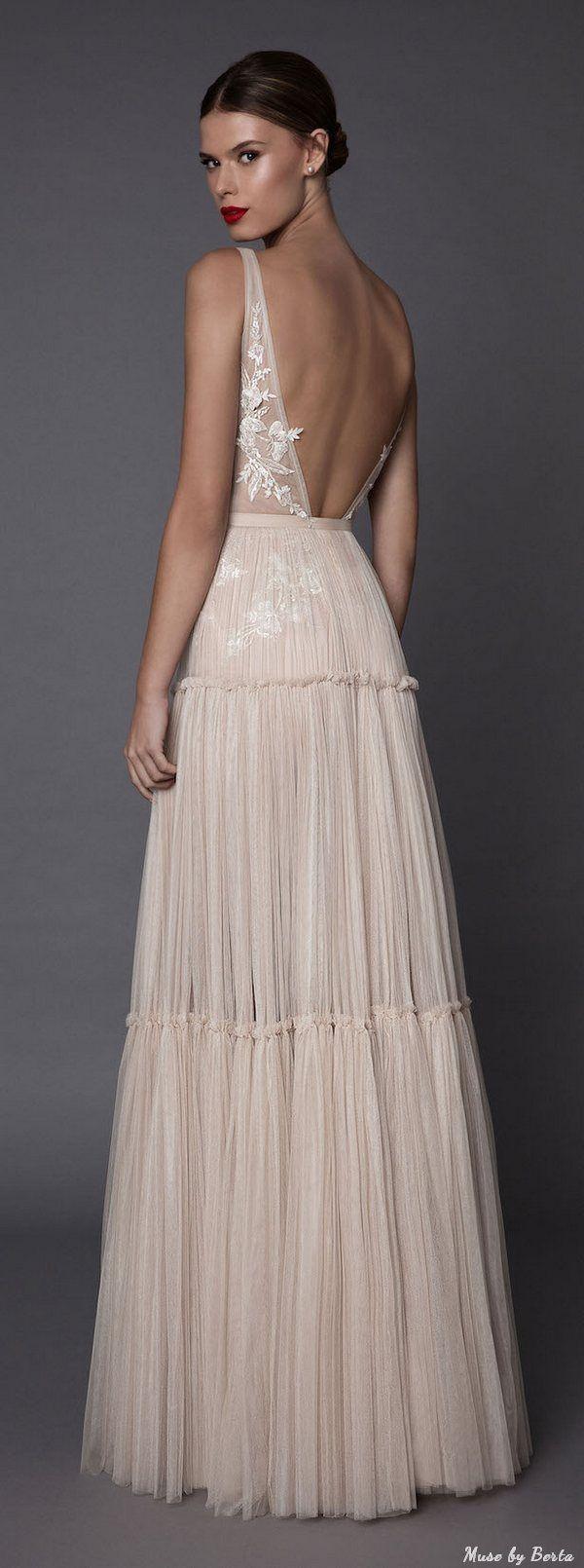 Muse by Berta Wedding Dress ANNABEL 3 | Deer Pearl Flowers