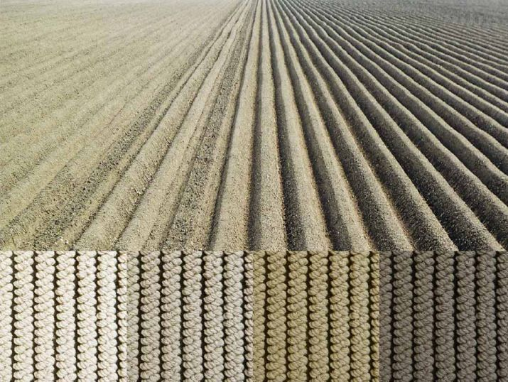 van Besouw  3809 tapijt katoen, uiteraard te koop bij