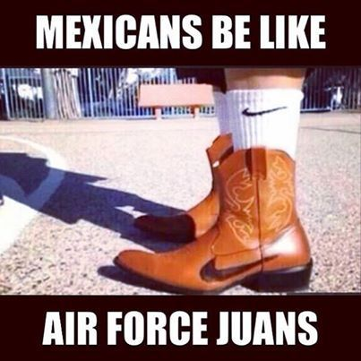 If you or someone you know is Mexican, you'll get this LOL.