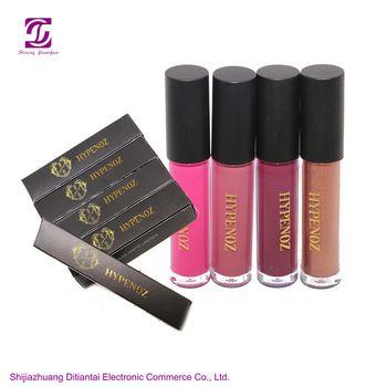 Beauty Liquid Matte Lipstick Color Names private label cosmetics lipstick