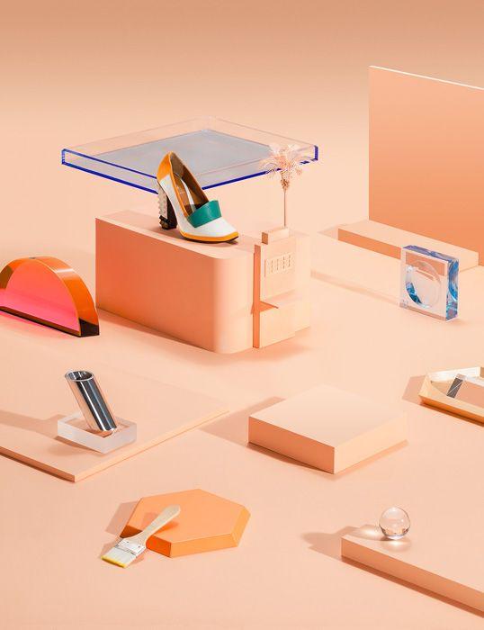 wallpaper* magazine- styling elena mora, photographer qiu yang
