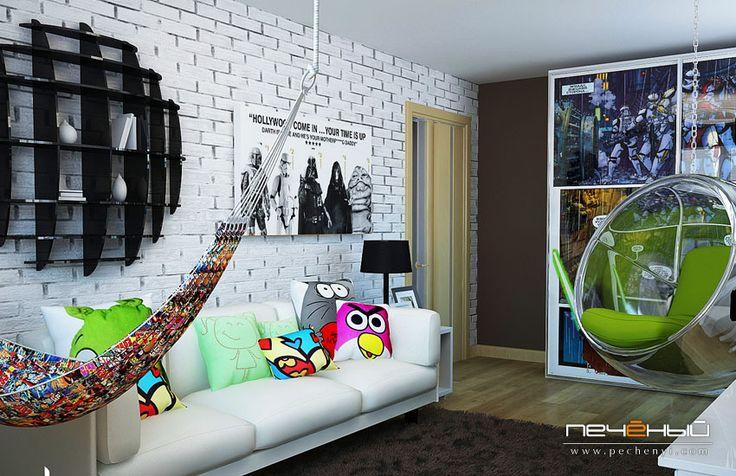 подростковая комната для мальчика, комната для подростка, комната подростка, комната для мальчика, детская, детская для подростка, интерьер детской, интерьер подростковой комнаты, студия Антона Печеного, студия дизайна Антона Печеного, студия дизайна интерьера Антона Печёного