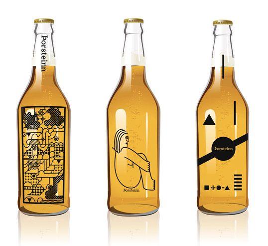 : Student, Bottle Packaging, Packaging Design, Beer Bottle Inspiration, Beer Packaging, Beer Bottles, Bottle Design, Note