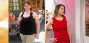Kathie Lee & Hoda: Nell Chaudoin Joy Fit Club Weight Loss Results - 127 Lb.!