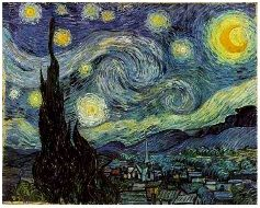 Starry Night: Vincent Of Onofrio, Artists, Inspiration, Stars, Vincent Vans Gogh, Starrynight, Vincentvangogh, Paintings, Starry Nights