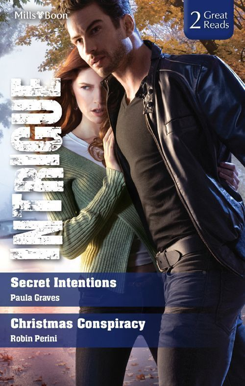 Amazon.com: Mills & Boon : Intrigue Duo/Secret Intentions/Christmas Conspiracy eBook: Paula Graves, Robin Perini: Kindle Store