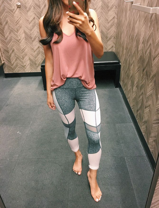 zella leggings crop for petite women gym workout outfit ideas