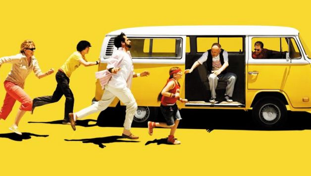 You have to read the post at Wondrus.la, to listen the blind melon song, and to watch Little miss sunshine :)