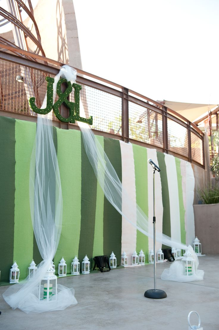 Customized ceremony backdrops at www.the-lil-things.com #events #ceremonybackdrop @laralilthings #bridetobe #bridal #wedding