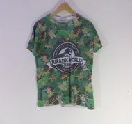 graphic green t-shirt!