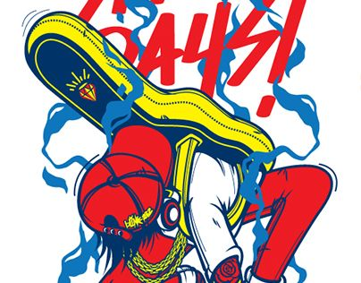 """Check out new work on my @Behance portfolio: """"SKATE DAYS!"""" http://on.be.net/20kFgCg"""