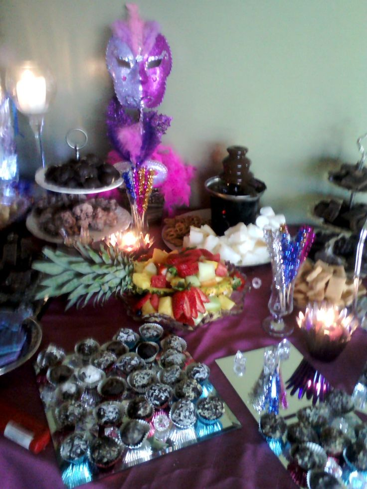 Masquerade Mask Table Decorations 51 Best Sweet 16 Images On Pinterest  Masquerade Ball Mask Party