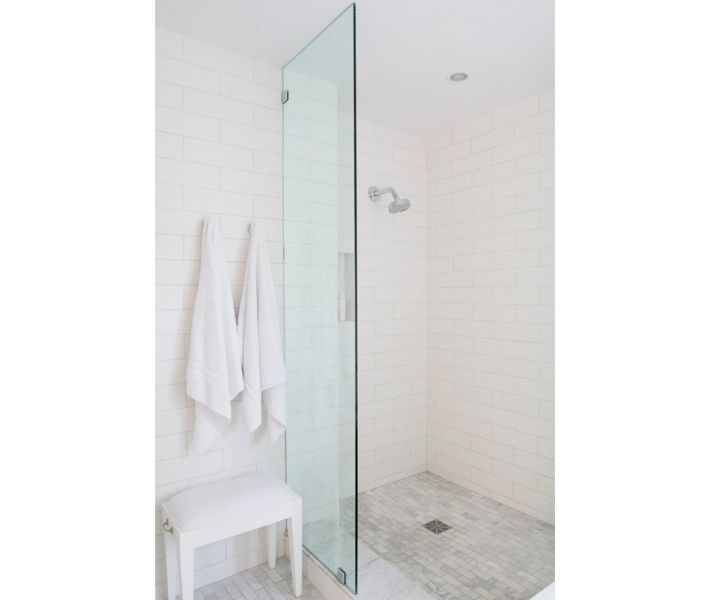 Large Subway Tiles Bathroom: Neutral Tiles In Your Bath