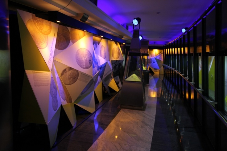 Santo Subito exhibition || designed by Piotr Matosek