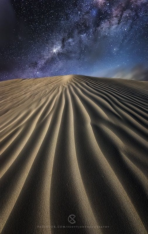 Another shot from the Icecream dunes found north of Perth Western Australia. Located just outside of cervantes these sand dunes provide endless fun with camera in hand :)