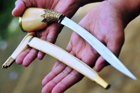 Bawar, Traditional Weapons of Gayo people of royal era Lingge # Gayo #Aceh # Indonesia