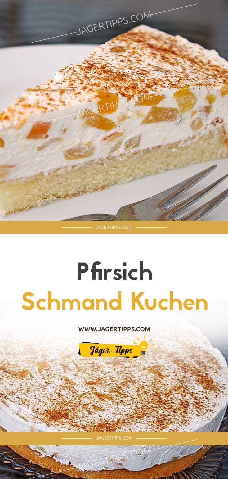 Pfirsich Schmand Kuchen – Anna Bach68