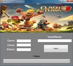 Free gems and other coc cheats