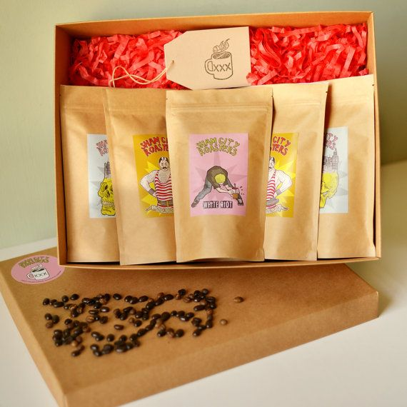 All Coffee Gift Set Coffee Gift box Coffee by ShamCityRoasters