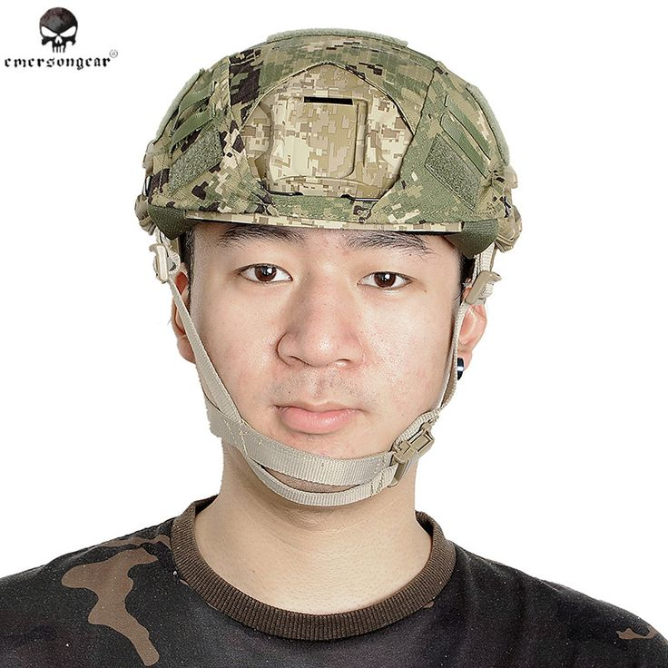 Check Price Emerson Tactical Fast Helmet Cover For Ops-Core Ballistic Cycling Protected Safety Outdoor CS Game For Safety Helmet 11 Patterns #Emerson #Tactical #Fast #Helmet #Cover #Ops-Core #Ballistic #Cycling #Protected #Safety #Outdoor #Game #Patterns