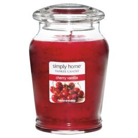 Buy Yankee Candle Medium Cherry Vanilla from our Candles & Home Fragrance range - Tesco.com £9