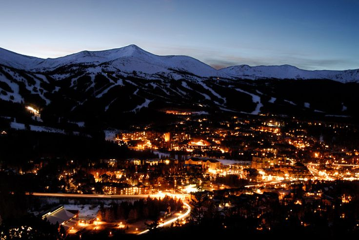 Breckenridge, CO - Life as a ski bum wouldn't be so bad