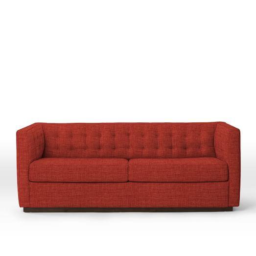 Rochester Sleeper Sofa West Elm Catch 22 Client