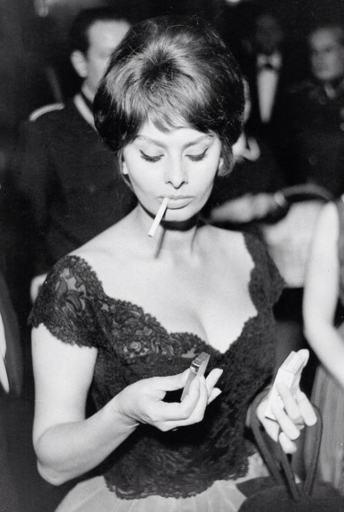 Sophia Loren, 1960s