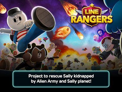 GAME LINE Rangers v2.1.1 Apk for Android - http://apkville.net/2015/04/game-line-rangers-v2-1-1-apk-for-android/