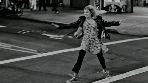 """poppins-me: """" - Greta Gerwig, France Ha (2012) """""""