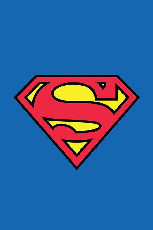 superman logo | Tumblr