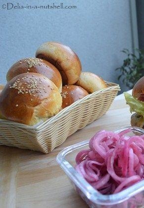 Delicious super soft dinner rolls/ hamburger buns