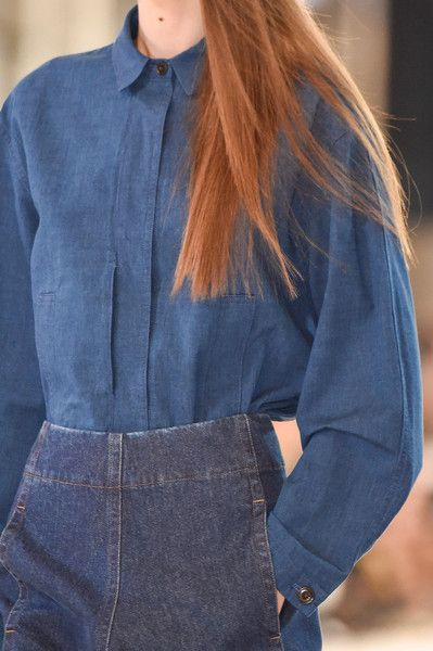 Christophe Lemaire at Paris Spring 2015 (Details) | @andwhatelse