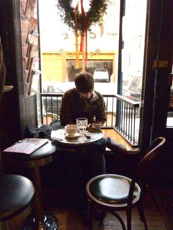 WiFi Paris Cafes